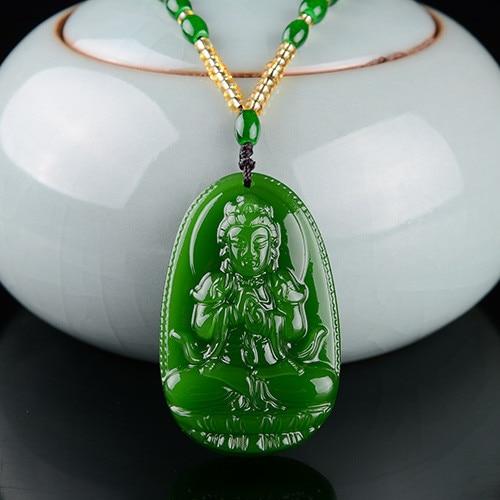 39504cff12f6 El nuevo santo patrón de este colgante de Buda hombres y mujeres San patrón  Buda gran día collar