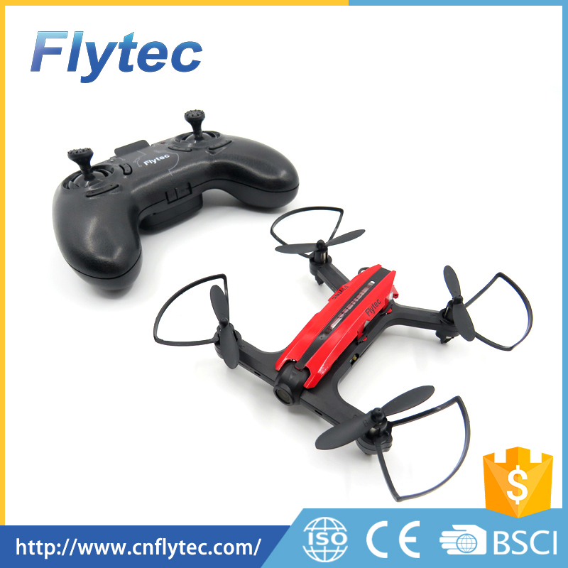 Flytec T18D RC Quadcopter Mini Drone 4CH Wifi FPV 720P HD Camera RC Drones Height Hold Mode 6 axis UFO RTF Drone with Camera newest apple shape foldable wifi fpv rc drone rc130 2 4g apple quadcopter with 6axis gryo with 720p wifi hd camera rc drones