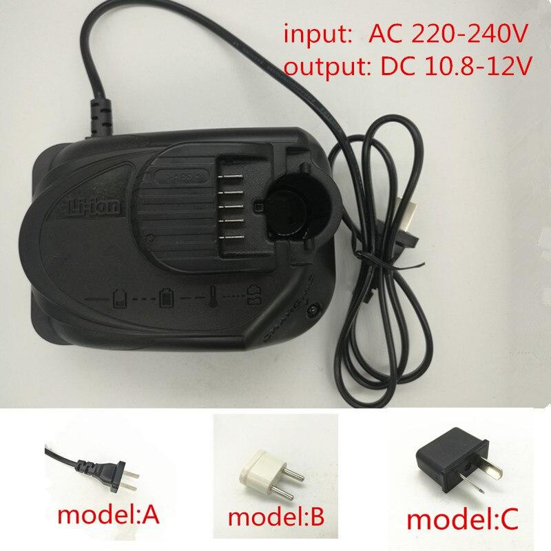 AC220-240V  UC10SL2 Charger For HITACHI 10.8V 12V UC10SFL BCL1015 BC10DAL DS10DFL DB10DL WH10DL WH10DFL CR10DL WH10DCL CG10DL