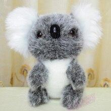 Hot Sale Stuffed Plush Animals Koala Bear 17cm/6.8″ Build A Bear Toys Dolls Bear Cartoon Baby Pet pelucia urso Toys Free Shippin