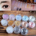 13 Colors Eyeshadow Flash Powder Super Bright Shining Bright Pearl Glitter Powder  Eyeshadow Palette M03321