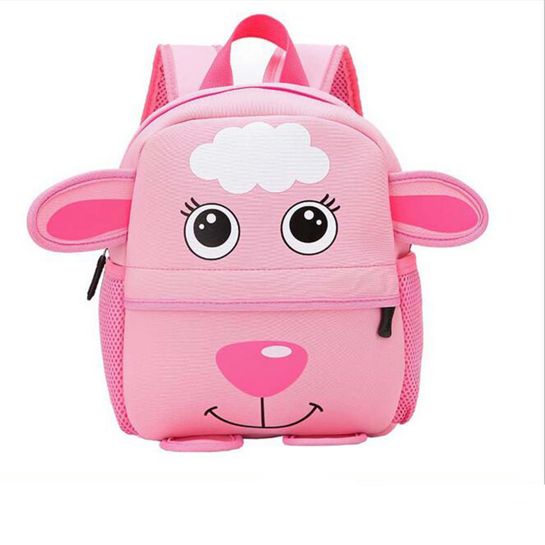 2017 New Cute font b Kids b font School Bags Baby Cartoon Animal font b Backpack