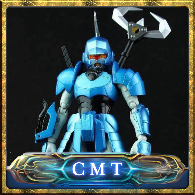 CMT Instock Yoroiden Samurai Troopers Armor Plus ( Shin ) Action Figure Anime Toys Figure цена