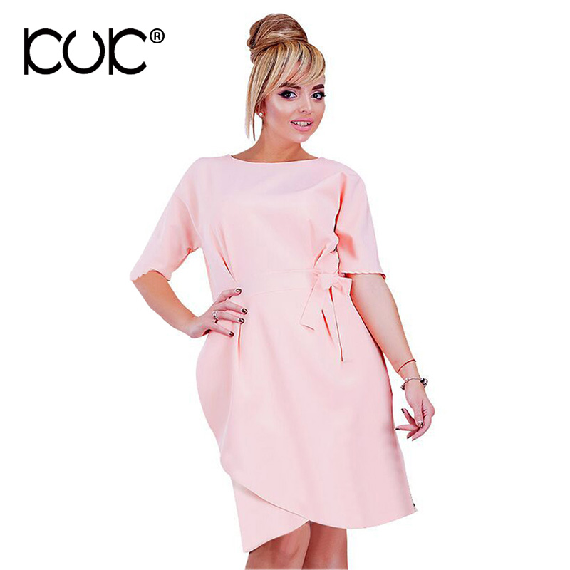 Kuk Plus Size Dresses For Women 4xl 5xl 6xl Big Size Women ...