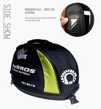 dd23b5a1c6 Free Shipping Wholesale UGLYBROS UBB 221 Helmet Bag Diving Cloth Vintage  Motorcycle Helmet Half Helmet Handbag Shoulder Bag-in Top Cases from  Automobiles ...