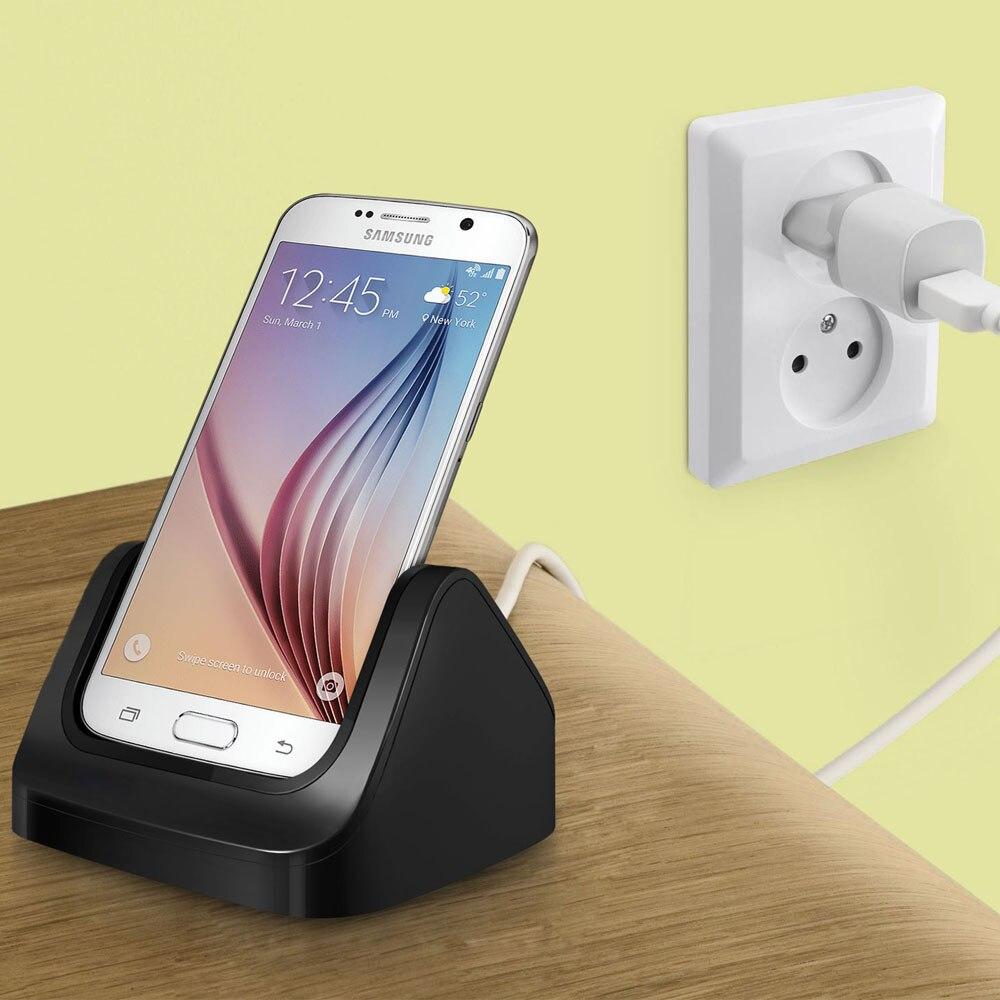 Двойной синхронизации даты релаксации Зарядное устройство Колыбели Desktop док-станции адаптер для Samsung Galaxy S6 9200 S6/edge с USB линия
