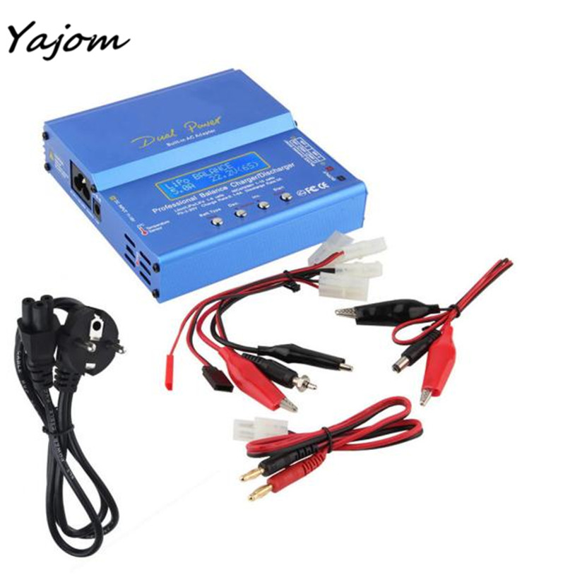 New iMAX B6 AC B 6AC Lipo NiMH 3S RC Battery Balance Charger of RC hobby Brand New High Quality Jun 7 1s 2s 3s 4s 5s 6s 7s 8s lipo battery balance connector for rc model battery esc