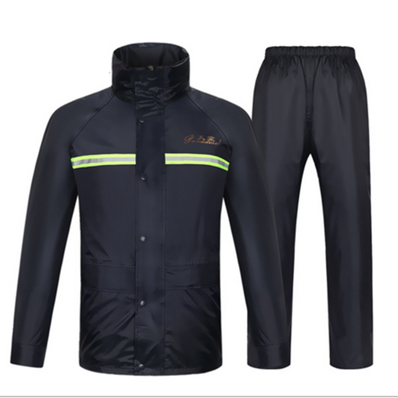 new raincoat rain pants waterproof motorcycle rain jacket