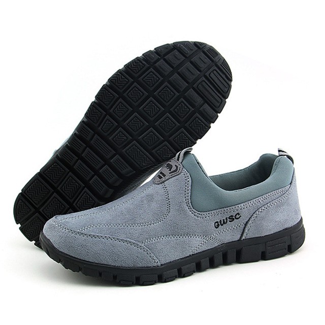 0d8537922f8b New Fashion Men Shoes Comfortable Walking Casual Shoes Men 2017 Breathable  Outdoor Shoes for Man Trainers