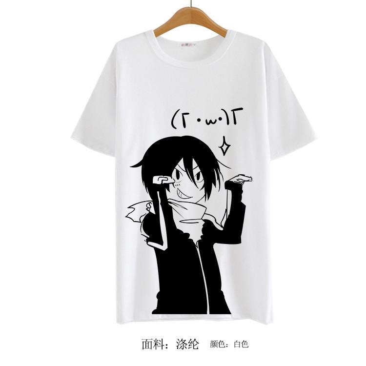 HTB1nDZgMpXXXXXPXXXXq6xXFXXXM - Summer Style Sudadera Anime Tops Tee Casaul Noragami T-shirt