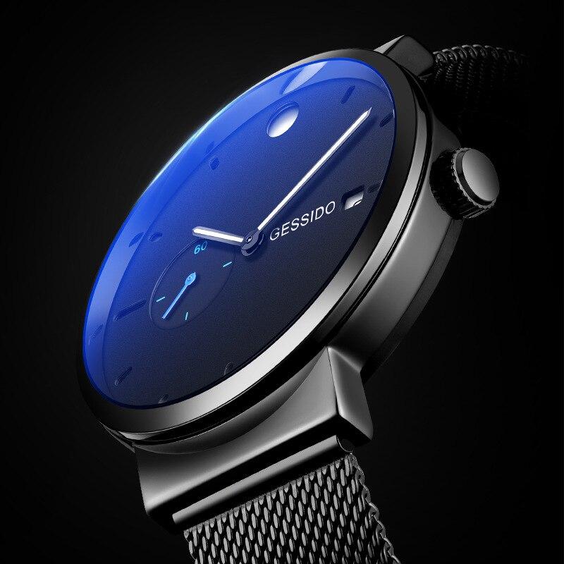 Erkek kol saati montres homme Top Marque De Luxe montres à quartz Sport Étanche Inoxydable Horloge montre pour homme 2018 Relogio Masculino