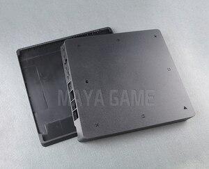 Image 5 - PS4 슬림 2000 게임 콘솔에 대 한 플레이 스테이션 4 슬림에 대 한 고품질 교체 주택 셸 케이스 커버
