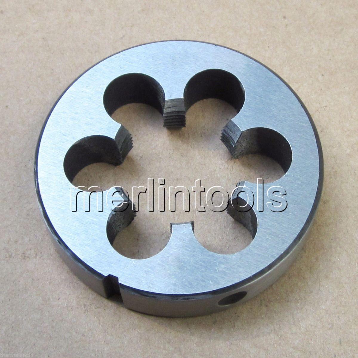 ФОТО 24mm x 1.75 Metric Right hand thread Die M24 x 1.75mm Pitch