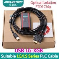 USB LG XGB Suitable Korea LG LS K120S series PLC programming Cable Data Dowanload Cable