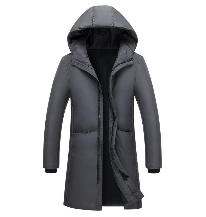 d144f384a FLASH SALE] 2019 High Quality 90% White Duck Thick Down Jacket men ...