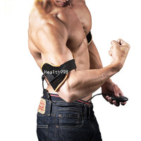 Rechargeable Male Arms Flex Pro Biceps Triceps Muscle Training System Belt, EMS Firm the arms training device any where