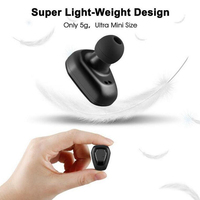 A7 TWS Wireless Bluetooth Headset Stereo Hands free Sport Bluetooth Earphone Earpieces For IOS Android