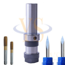 C20 TER16 60L floating tapping collet chuck ER16 tapping holder and Engraving tool
