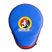 SUTENG Taekwondo Target Brand PU Leather Training Equipment Punching Kicking Pad Curved Target MMA Boxing Curved