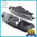 2pcs Free Shipping For Skoda Octavia A7 MK3 2013 2014 2015  2016 New Pair Of Front Halogen Fog Lamp Fog Light With Bulb