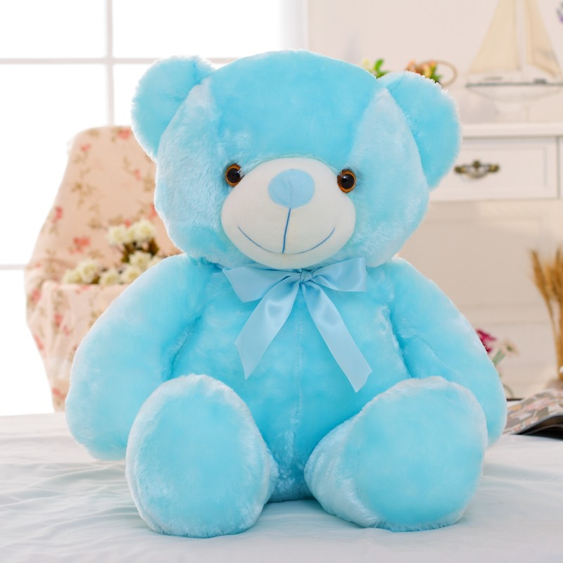 8-Cute-50cm-Creative-Light-Up-LED-Teddy-Bear-Stuffed-Animals-Plush-Toy-Colorful-Glowing-Teddy-Bear
