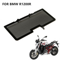 Stainless Steel Motorcycle Radiator Grille Guard Protector Grill Cover Motor bike For BMW R1200R R1200 R 2014 2017 2015 2016