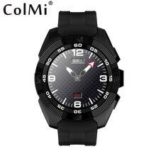 Colmi smart watch vs301 herzfrequenz tracker bluetooth cpu 2502c 64ram + 128rom push-nachricht verbunden android ios telefon smartwatch