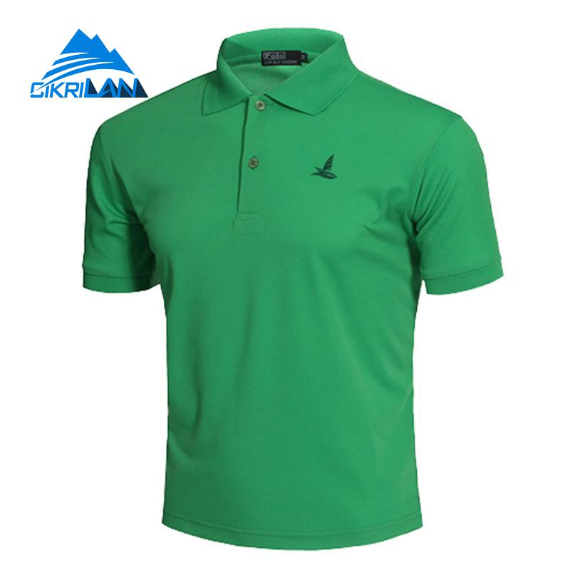 Hiking T-shirts Men Outdoor Sport Hiking Climbing Fishing T Shirt Basketball Running Shirt Soccer Camiseta Quick Dry Fitness Shirts In Short Supply