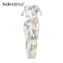 Ruffles Sleeveless Dress Women