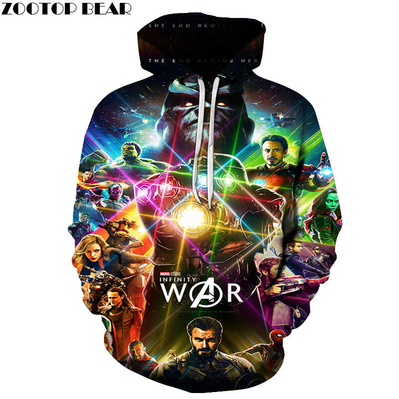 Avengers All-Star 3D Hoodies MEN Printed Fall Men Women Sports 3D Hoodies Lover Avengers 3D Sweatshirts Asian Size S -6XL