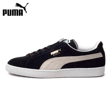 Original New Arrival 2018 PUMA Suede Classic+Unisex Skateboarding Shoes