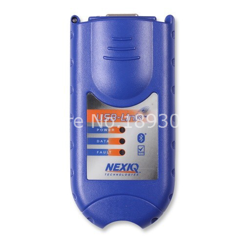 Nexiq 125032 Bluetooth Version USB Link truck scanner Wireless Connect Interface with All Adapters Nexiq Bluetooth diagnostic