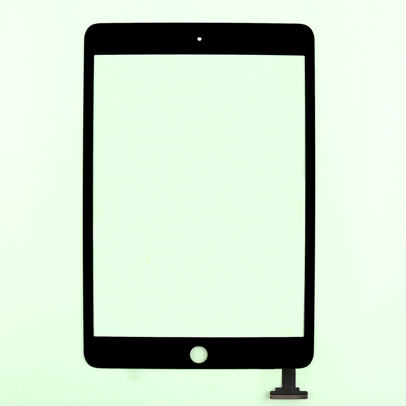 100 tested Touch Screen Digitizer Glass Lens Replacement For iPad mini 1 2 Free shipping