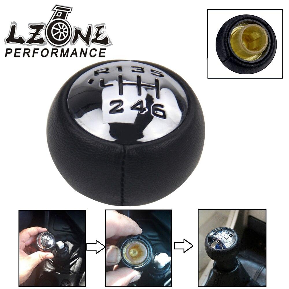 LZONE-para PEUGEOT 307, 308, 3008, 407, 5008, 807 socio B9 tipi de cambio de engranaje de mando 6 velocidad para citron C3 (A51) C4... C4 Picasso GSK80