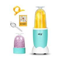 Electric Baby Food Maker All In One Toddler Blenders Steamer Processor BPA Free Food Graded PP EU AC Steam Food Safe