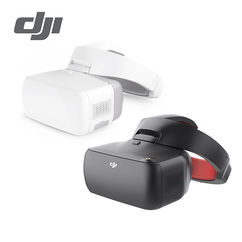 DJI Goggles and dji goggles racing edition 2 versions available compatible with the Mavic Spark Phantom