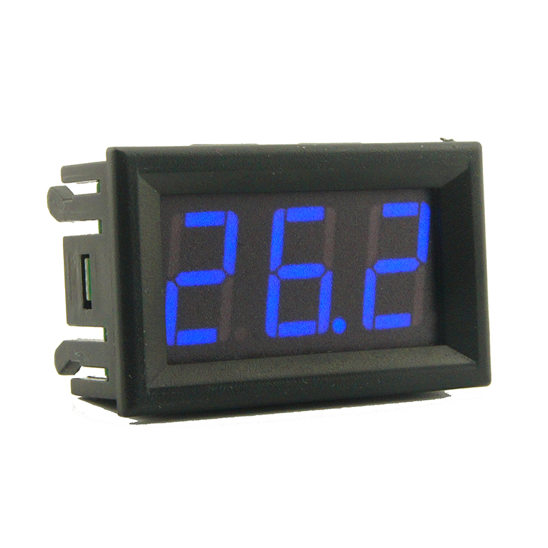 Led Digital Display Voltmeter Besides Digital Dc Voltmeter Circuit