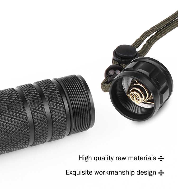 Litwod Z90 + 1282 50000lm Мощный тактический светодиодный фонарь CREE XHP70.2 18650 26650 перезаряжаемый аккумулятор фонарь