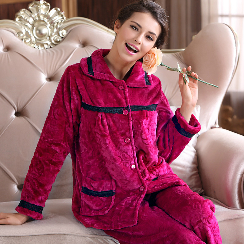 05481ff58c98 Buy womens cashmere pajama set and get free shipping on AliExpress.com