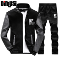 Men's Sportswear Hoodies Men Casual Sweatshirt Male Tracksuit Men Brand Sportswear Man Leisure Outwear Tracksuit Sets 4XL,YA406