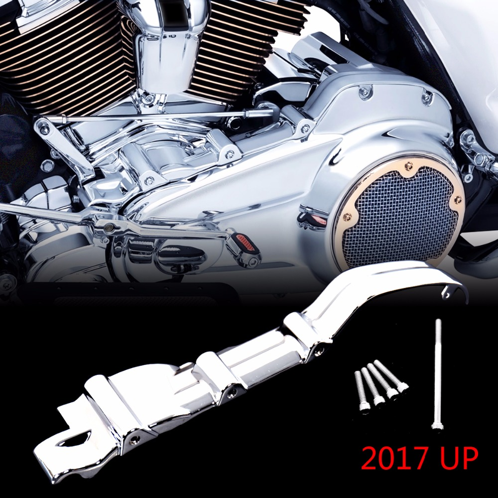 Motorcycle Parts Accent Covers Trim Chrome Cooler Cover For Harley Touring Road Glide Ultra Trim 2017 2018 Models Motorcycle Accessories & Parts