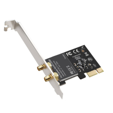 Dual Band 5G 1200Mbps PCIe WIFI wireless lan network card