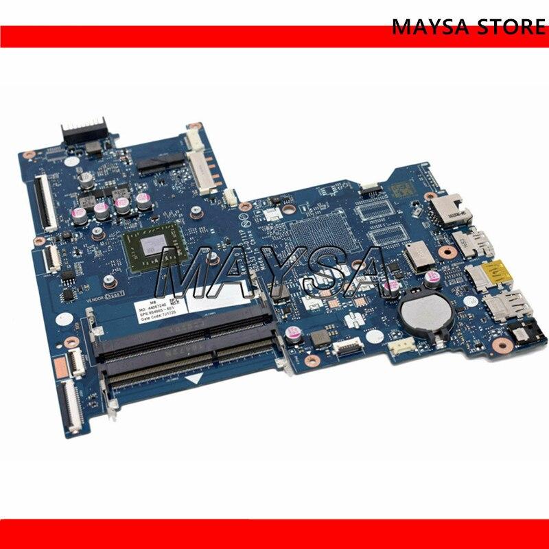 854965 601 854965 001 LA D711P mainboard Fit For HP NOTEBOOK 15 BA 15Z BA 15