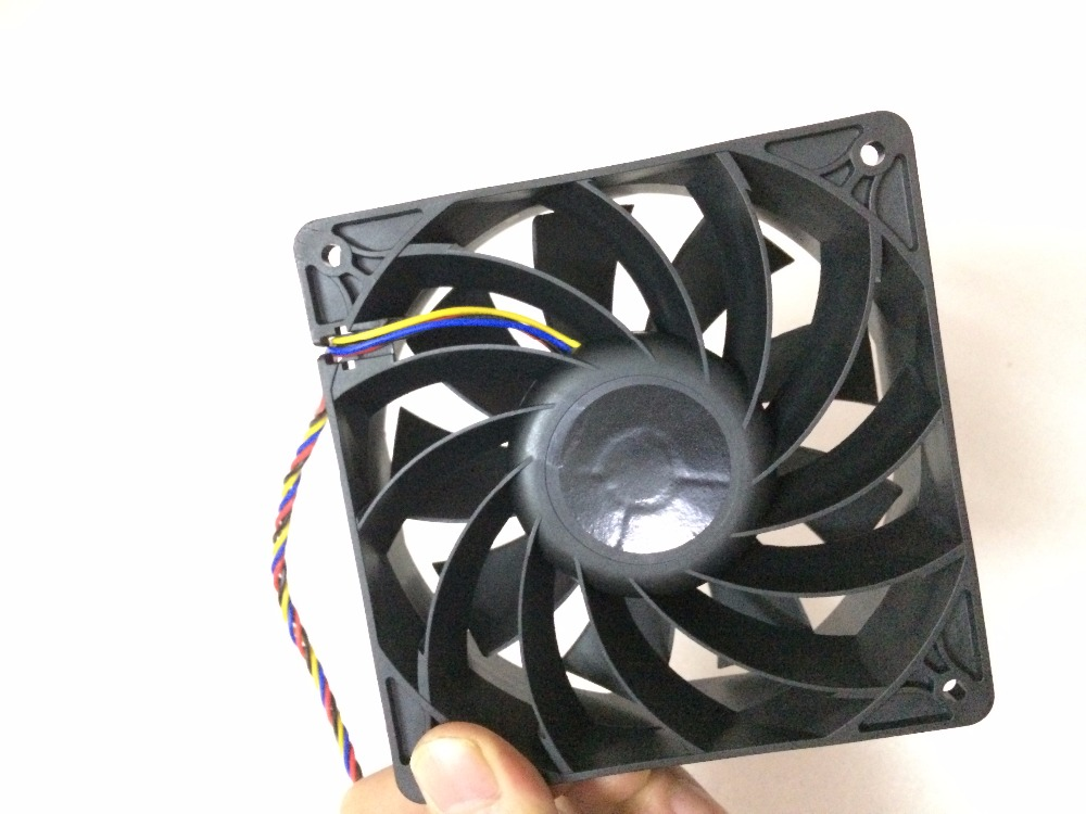 Fan For AntMiner D3/L3+/S9/S7/S5+/S5  New Original Miner Fan. Speed Controllable.