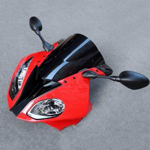 Abs plastic upper cowl fairing combo fit for S1000RR 2015-2018 16 17