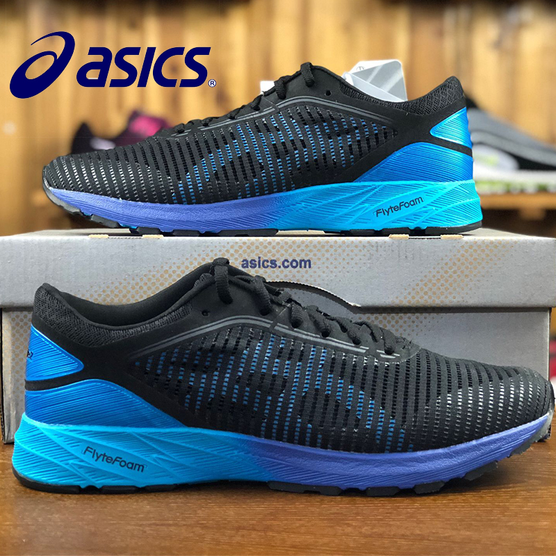 Original New Authentic ASICS DynaFlyte-2 Stability Man's Shoes ASICS Sports Shoes Outdoor Walkng Jogging Tianjiao asics asics court shorts