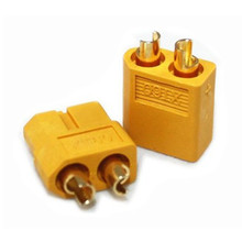цена на 1 Pair XT60 XT-60 Male&Female Bullet Connectors Plugs For RC Lipo Battery Quadcopter Multicopter Connector
