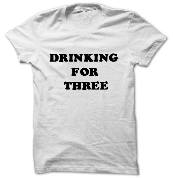 Dad Of Three Mens Funny Unisex T-Shirt