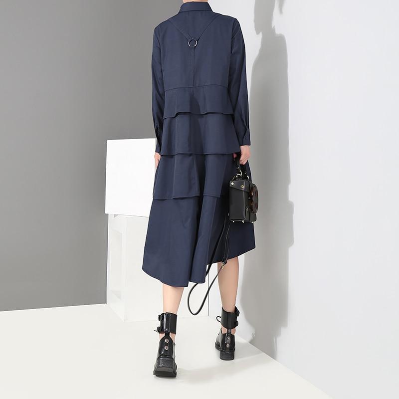 New 2019 Korean Style Women Autumn Dress Women's Dresses