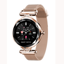H1 Women Smart watch Girl Bracelet Wearable Device Bluetooth Pedometer Heart Rate Monitor smart band